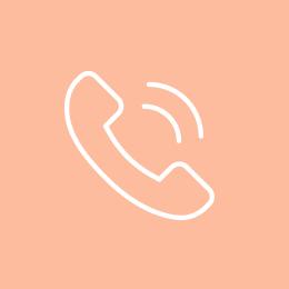 ご質問はいつでもお電話で承ります